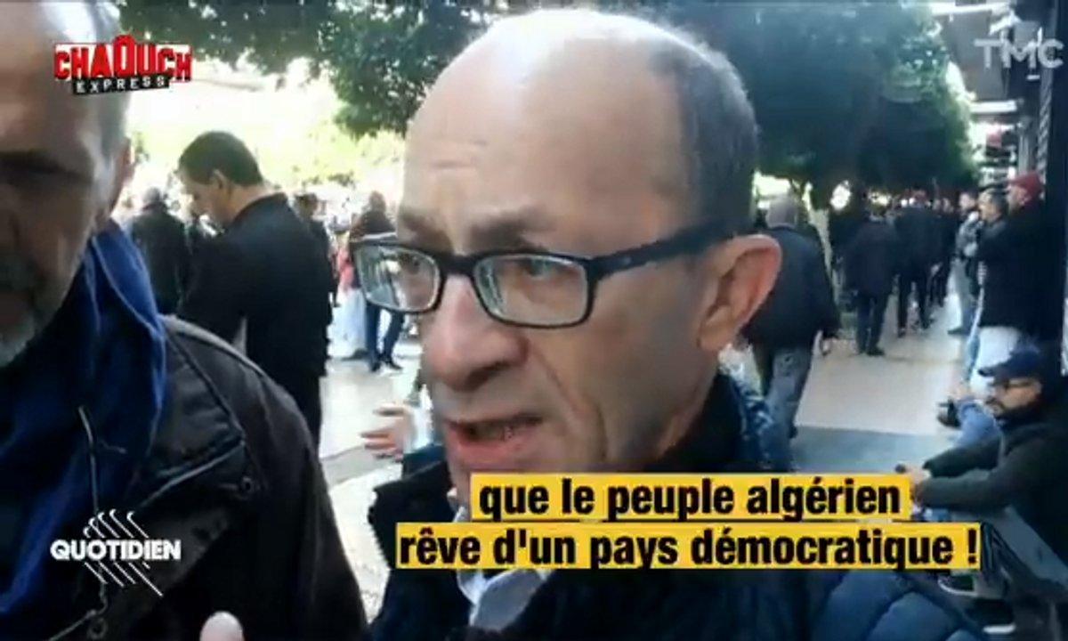 Chaouch Express : à peine élu, le nouveau président algérien déjà rejeté par la rue