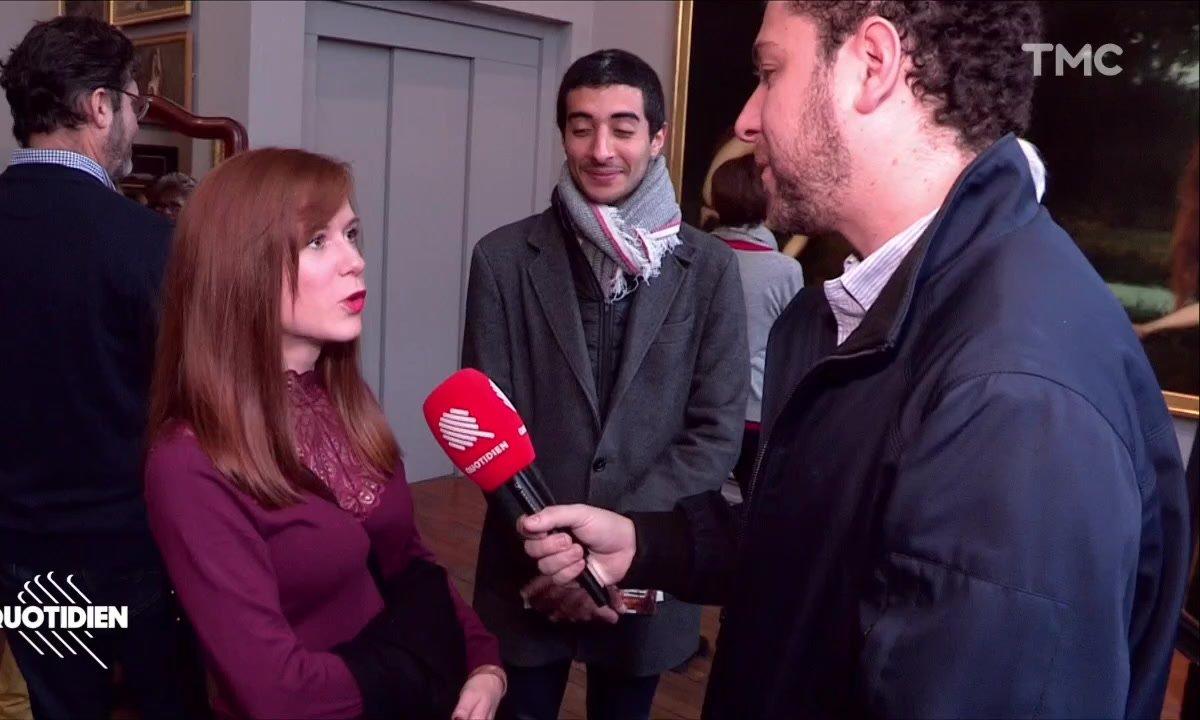 Chaouch Express : bienvenue à l'expo sur les roux