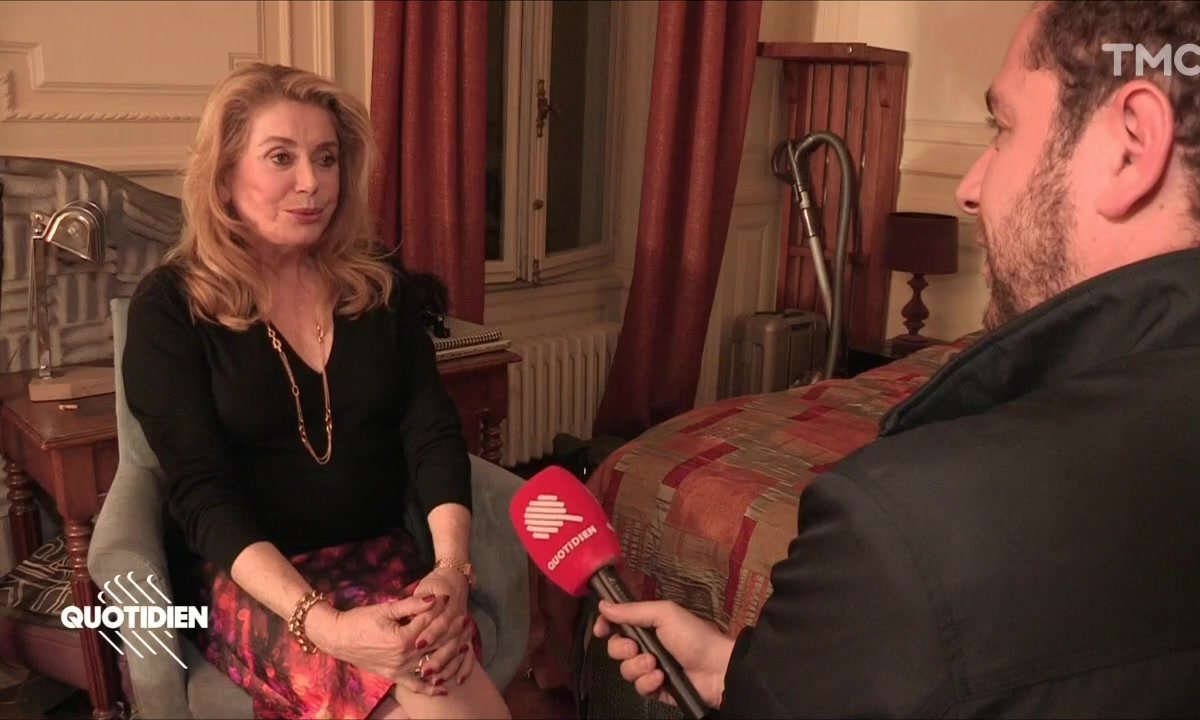 Chaouch Express : avec Catherine Deneuve et Juliette Binoche sur le tournage du nouveau Kore-eda
