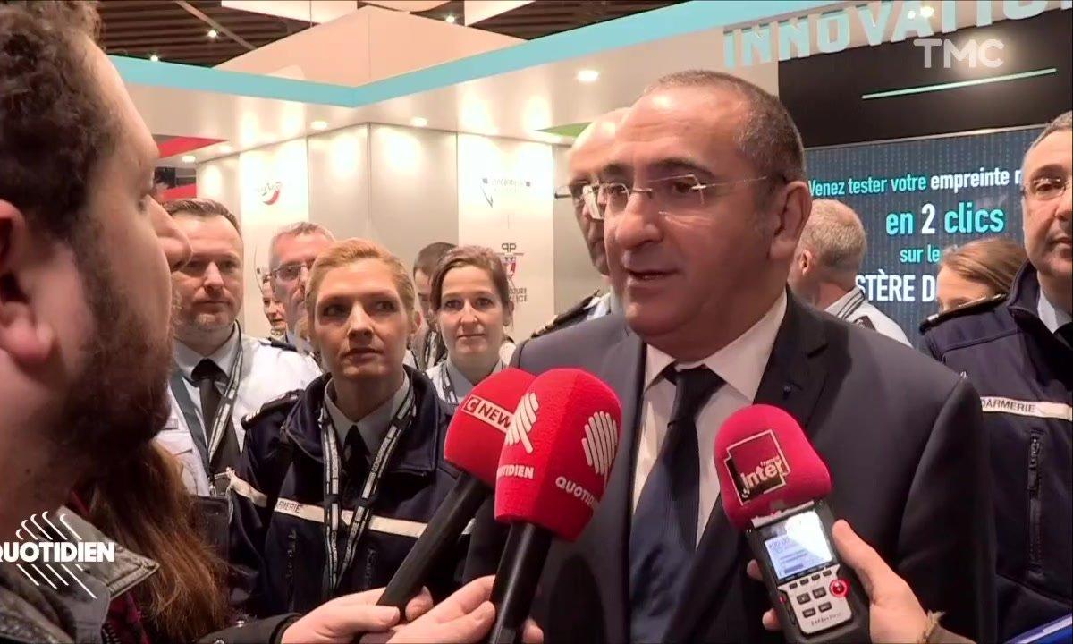 Chaouch Express : le compte hacké du président