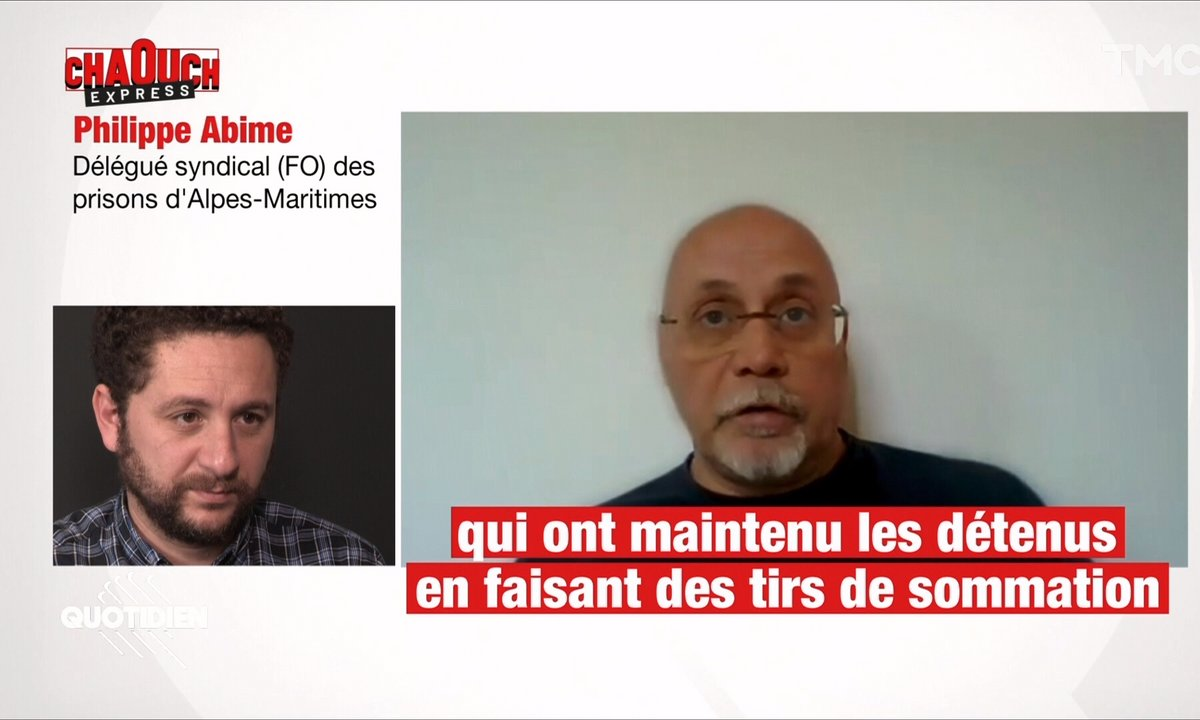 Chaouch Express - Coronavirus : la situation se tend dans les prisons françaises