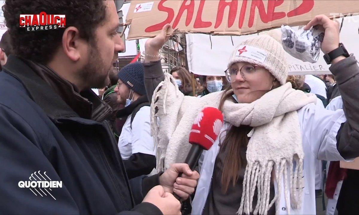 Chaouch Express : la double peine des étudiants infirmiers