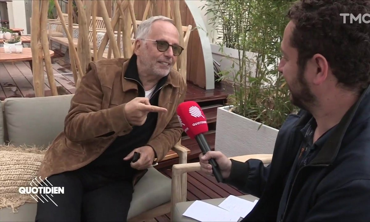 Chaouch Express : Fabrice Luchini part en live à Cannes