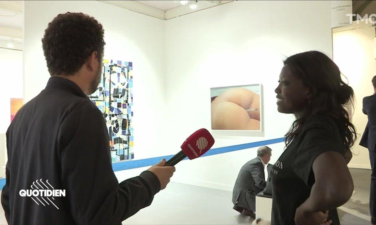 Chaouch Express : comment faire de l'art contemporain ? On a testé la FIAC