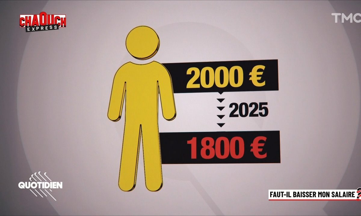 Chaouch Express : faut-il baisser les salaires pour faire repartir l'économie ?