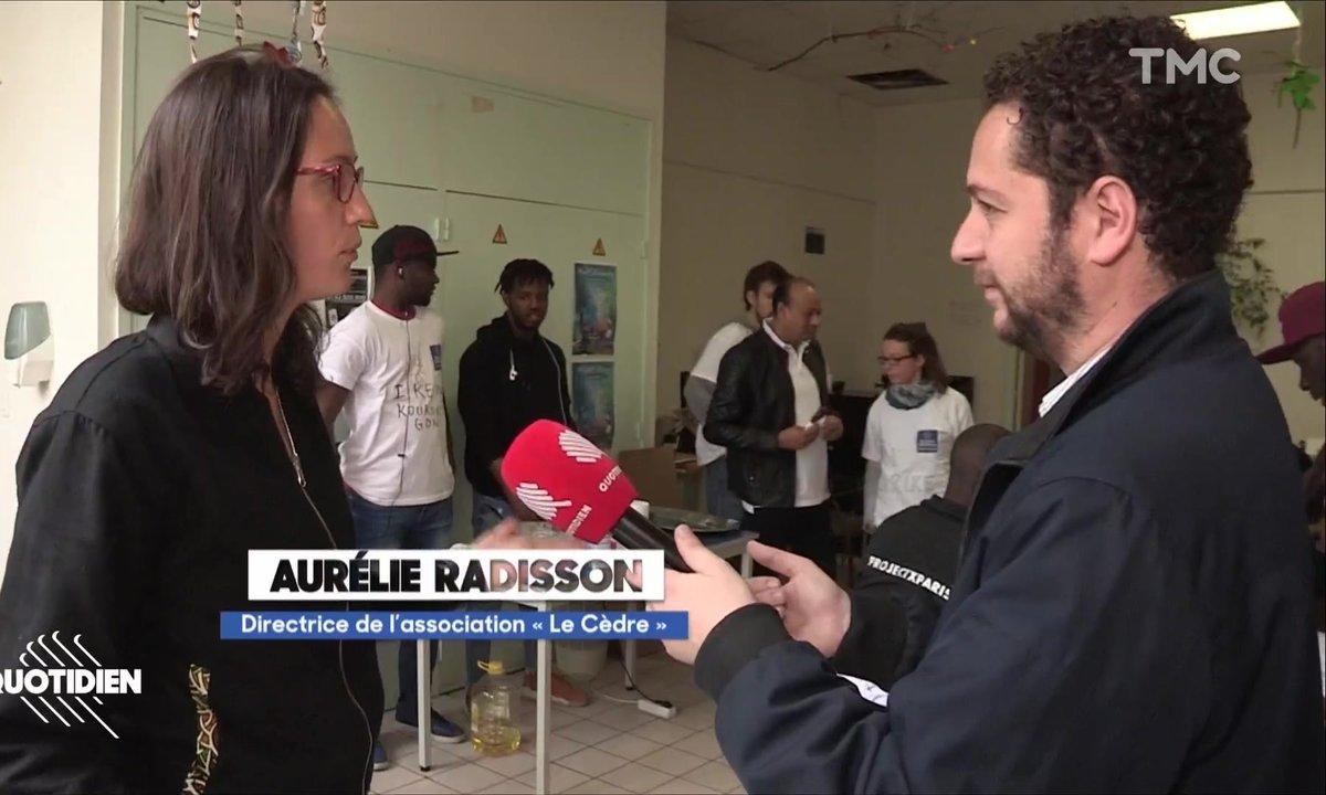 Chaouch Express : la grève des associations d'aides aux migrants