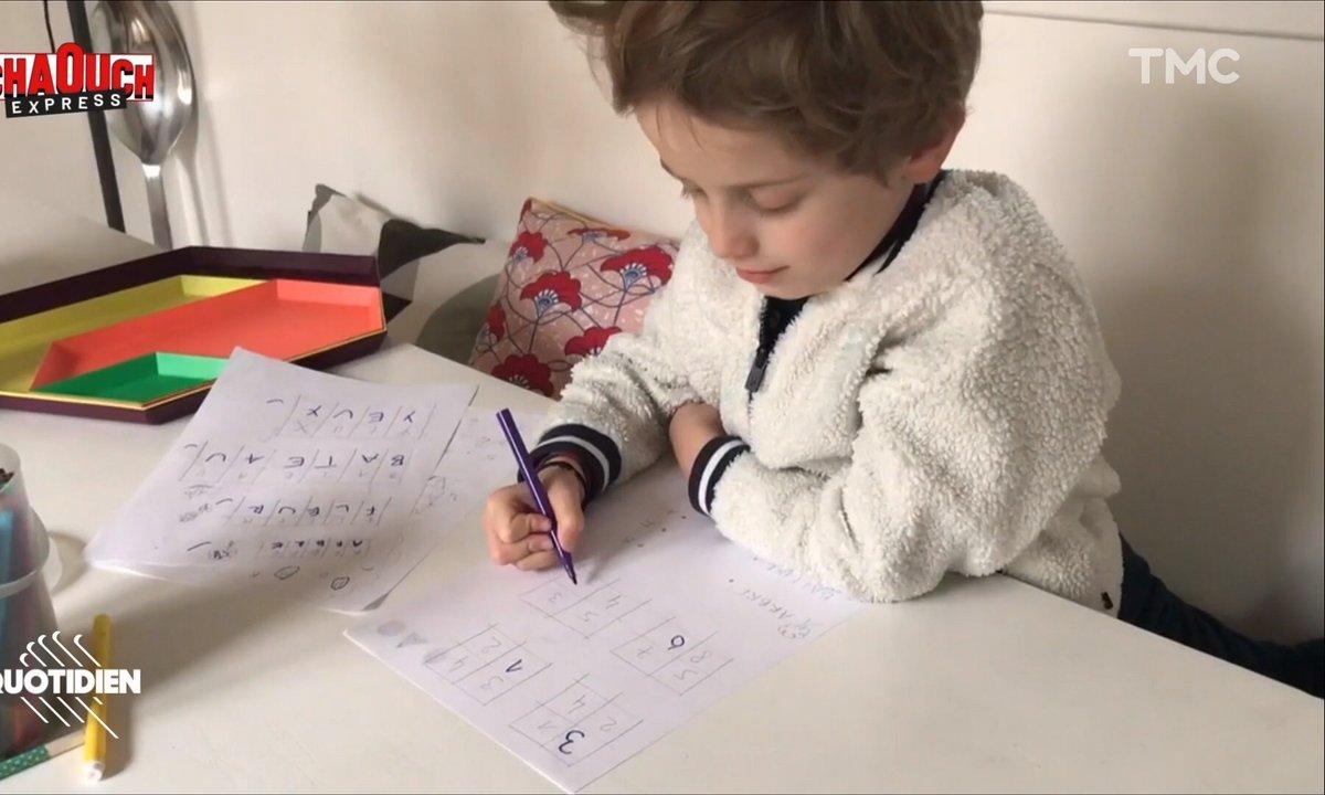 Chaouch Express : l'école à la maison, comment s'en sortir ?