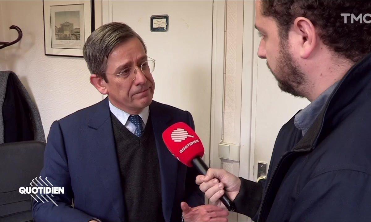 Chaouch Express - Loi anti-casseurs : en parlant de Vichy, Charles de Courson a-t-il été trop loin ?