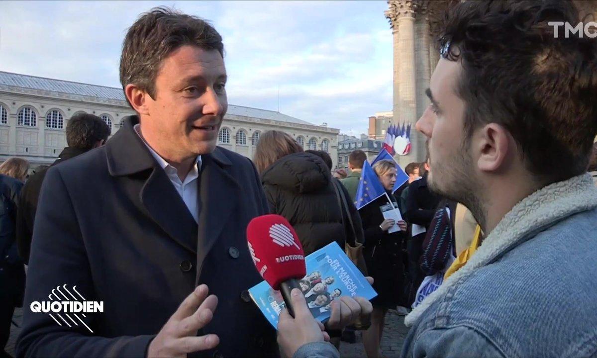 Chaouch Express : LREM fait-elle de la récup' sur le dos de Simone Veil ?