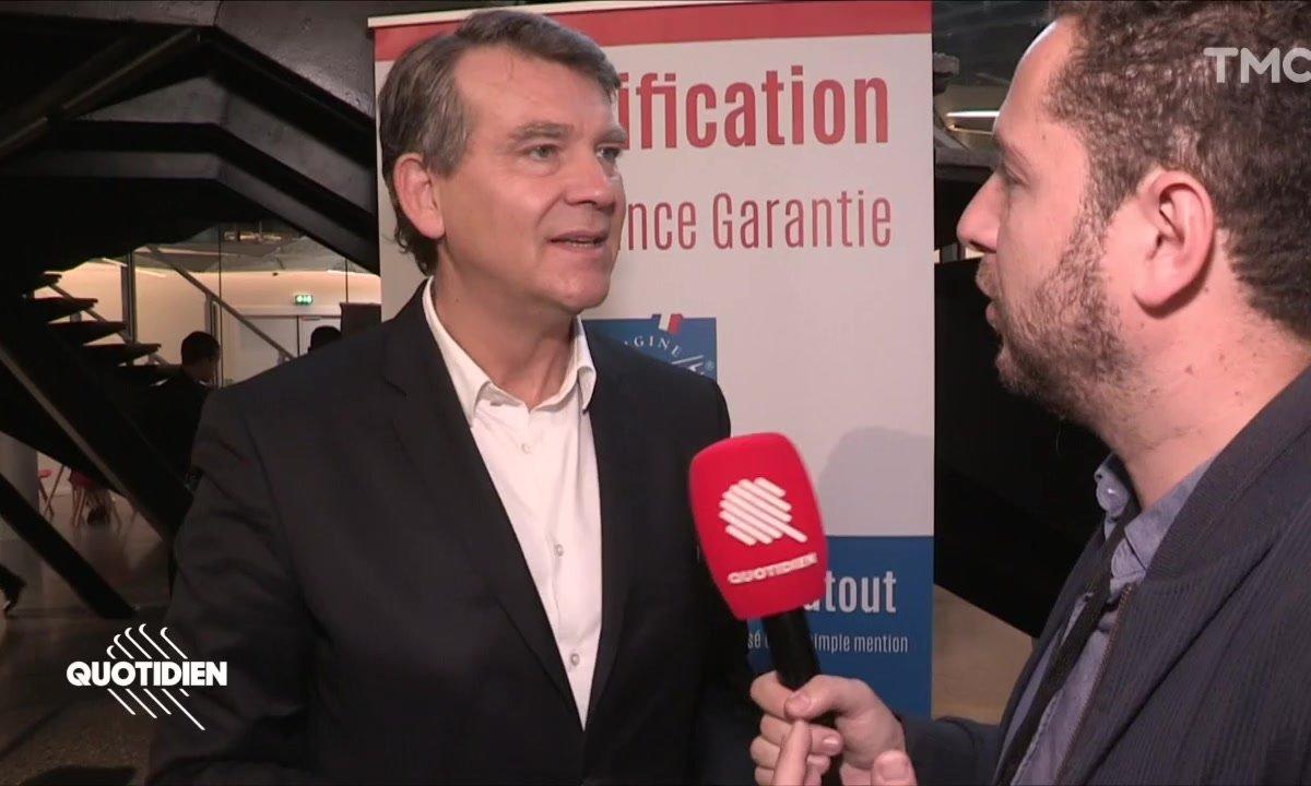 Chaouch Express : le maillot pas très made in France de l'Équipe de France