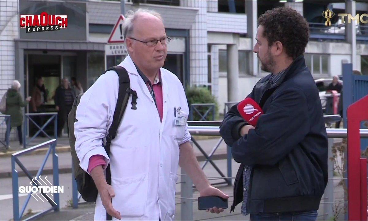 """Chaouch Express : """"Même nous, médecins, on se sent impuissants"""", à Rouen règne l'incompréhension"""