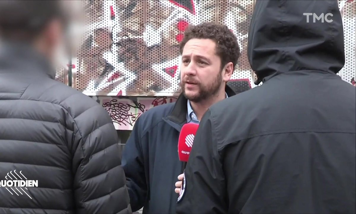 """Chaouch Express : """"La mère de toutes les violences c'est celle de l'État"""", disent les black-blocs"""