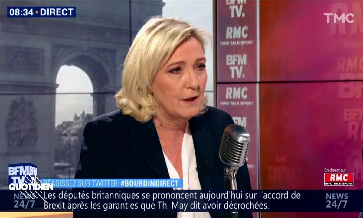 Chaouch Express : on a fact-checké Marine Le Pen après ses propos sur l'Algérie