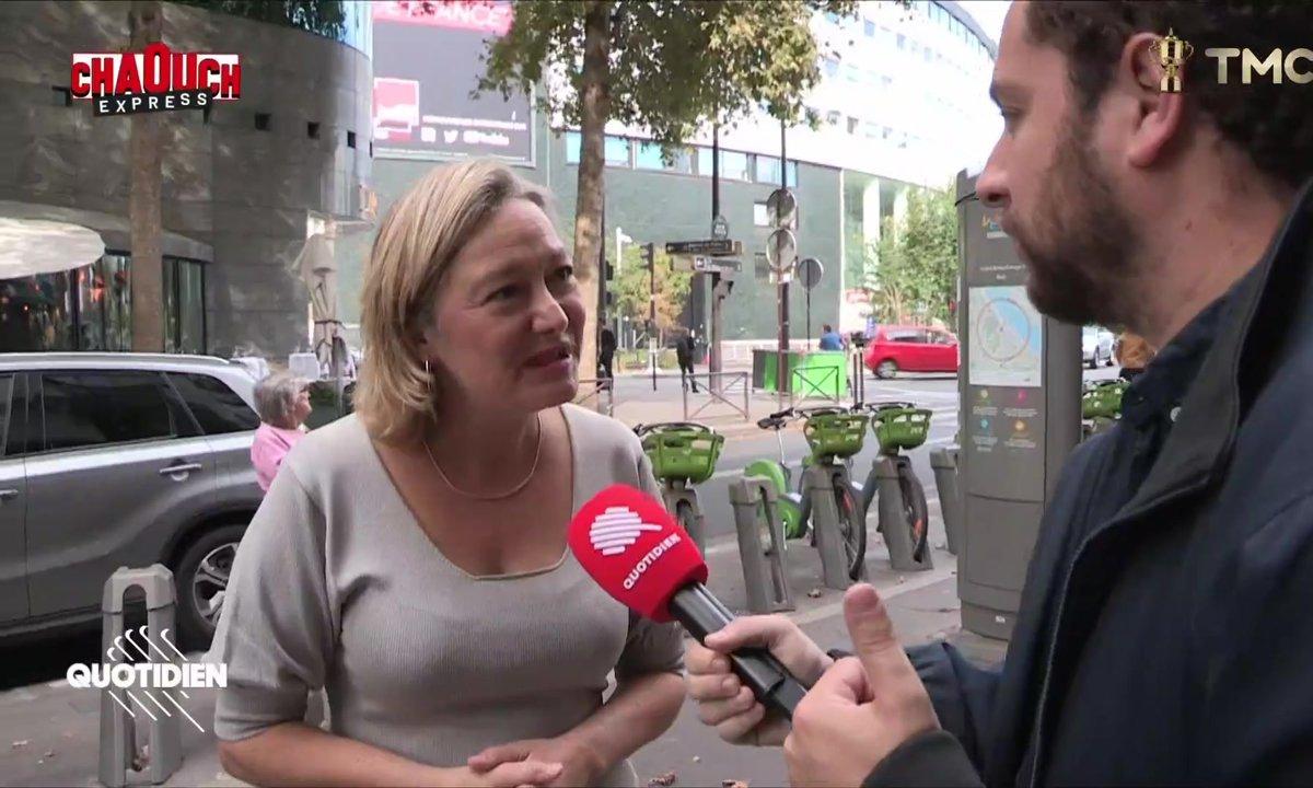 Chaouch Express : on a rencontré Ludovine de la Rochère, présidente de la Manif pour Tous