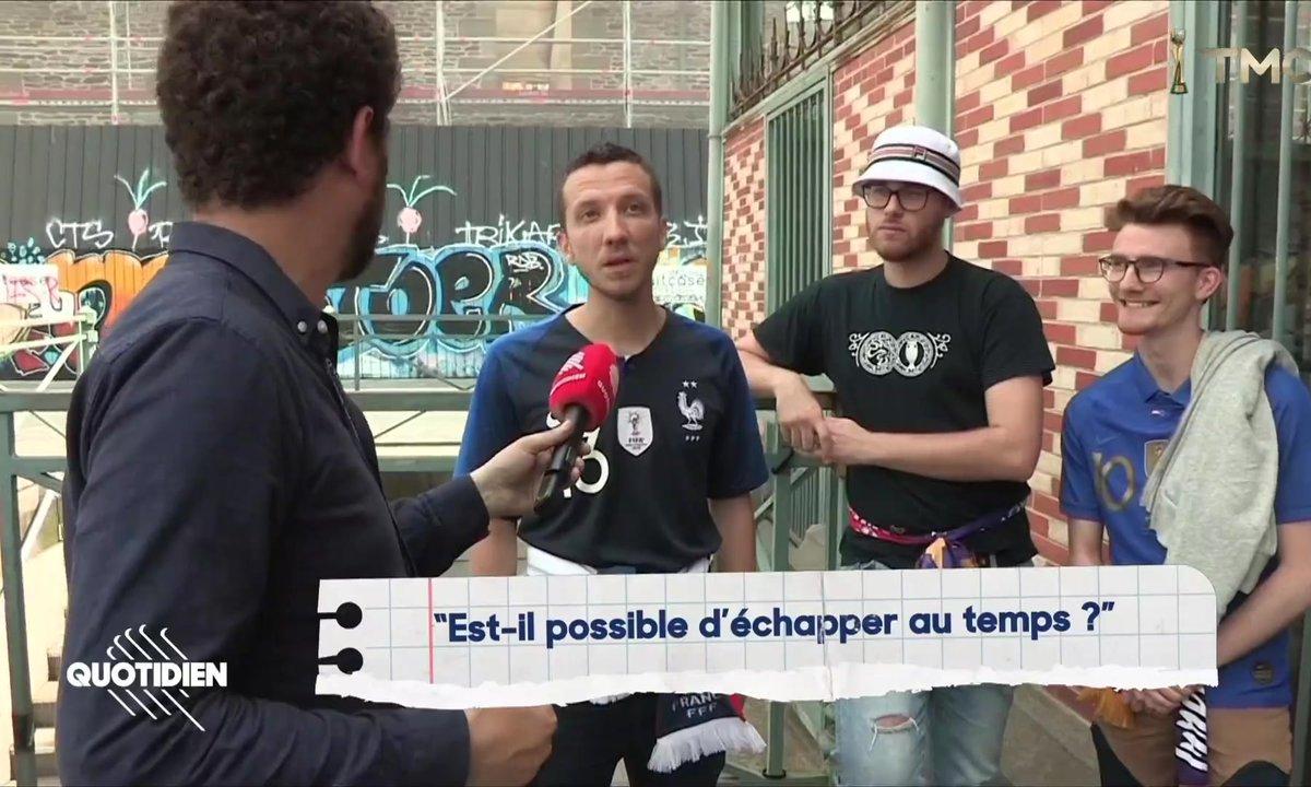 Chaouch Express : peut-on faire de la philo avec des fans de foot ?
