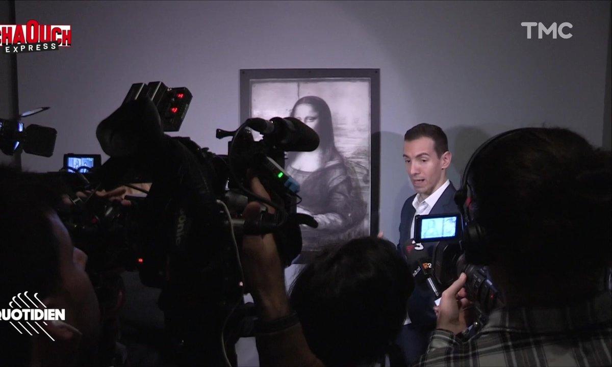 Chaouch Express : on s'est incrusté dans les coulisses de l'expo De Vinci au Louvre