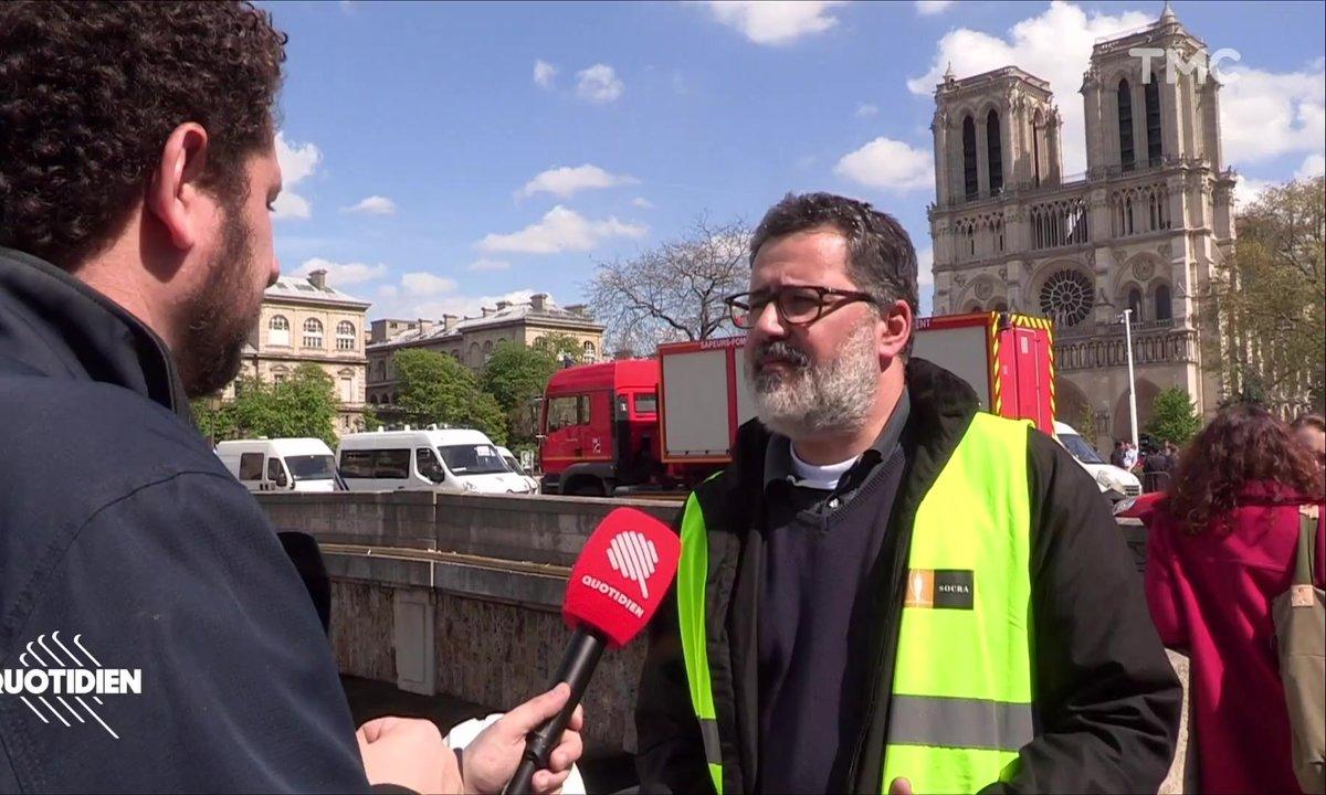 Chaouch Express : peut-on vraiment rebâtir Notre-Dame en 5 ans ?