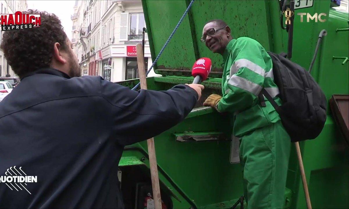Chaouch Express : Paris est-elle si sale ?