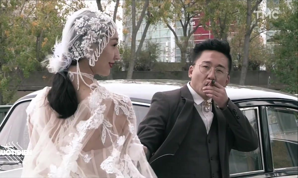 Chaouch Express sur le pont des mariages chinois