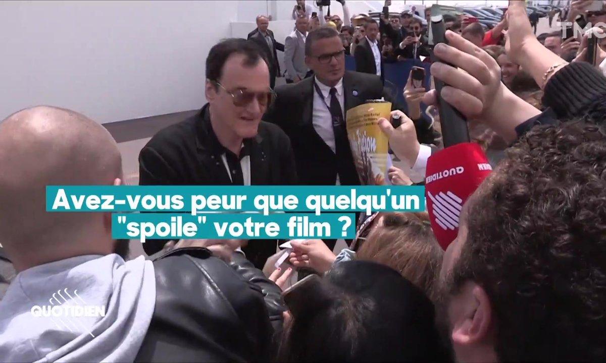 Chaouch Express : pourquoi ne faut-il pas spoiler la fin du dernier Tarantino ?
