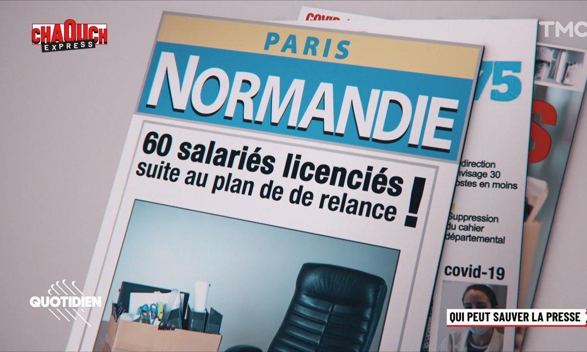 Chaouch Express : pourquoi ne lit-on plus les journaux ?