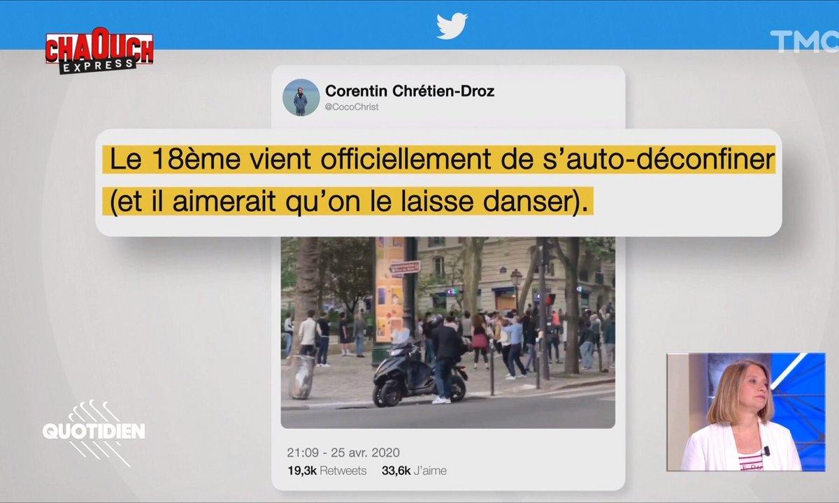 Chaouch Express : que s'est-il passé lors du bal dansant improvisé dans le XVIIIe arrondissement de Paris ?