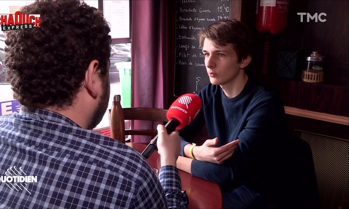 Chaouch Express : qui sont les militants de Youth for climate, impliqués dans les dégradations de Black Rock ?