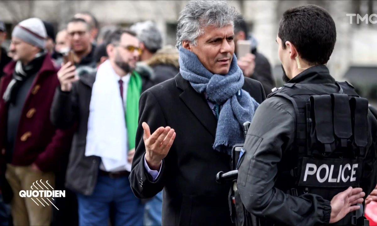 Chaouch Express : Rachid Nekkaz arrêté à Genève, dernier épisode d'une présidentielle folle