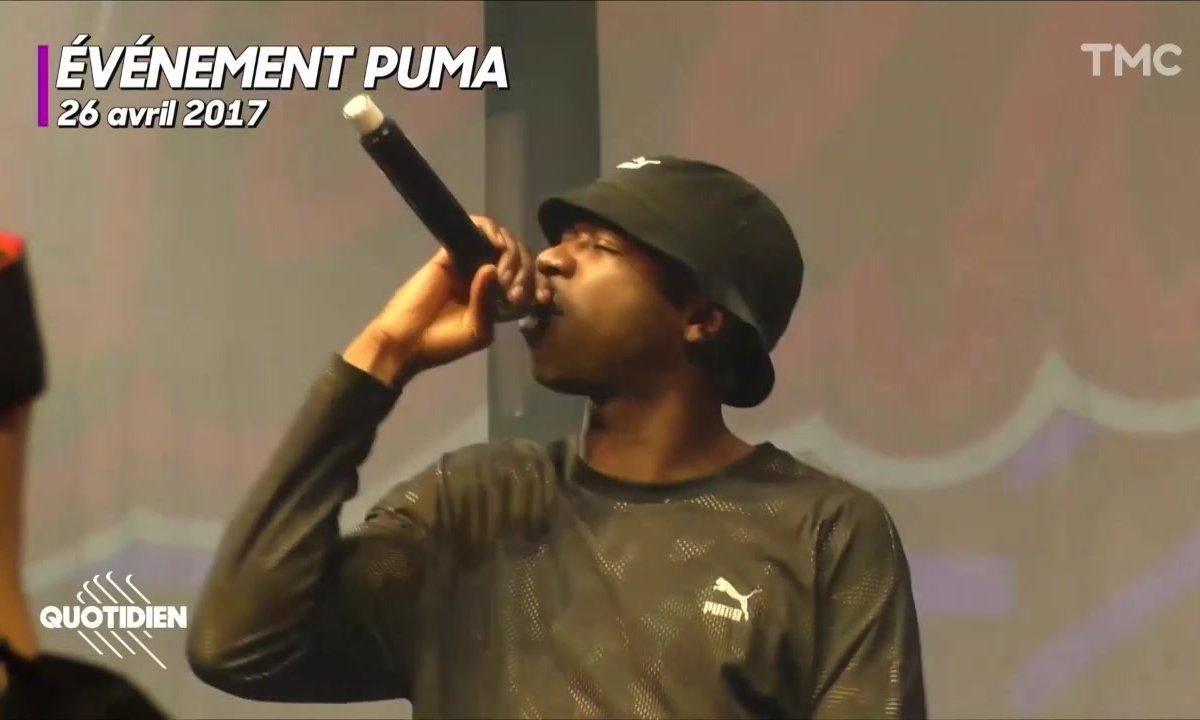 Chaouch Express : le rappeur MHD accusé de meurtre a-t-il été trahi par son survêtement Puma ?