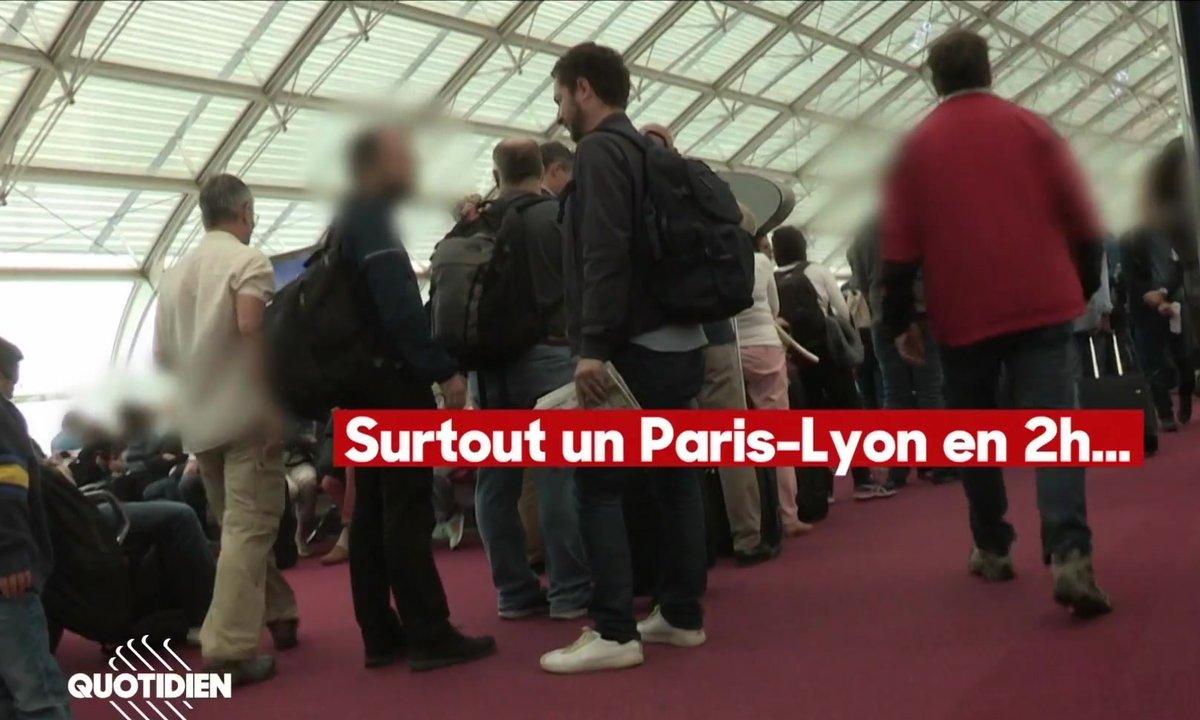 Chaouch Express : pour réduire la pollution, faut-il interdire les vols intérieurs en France ?