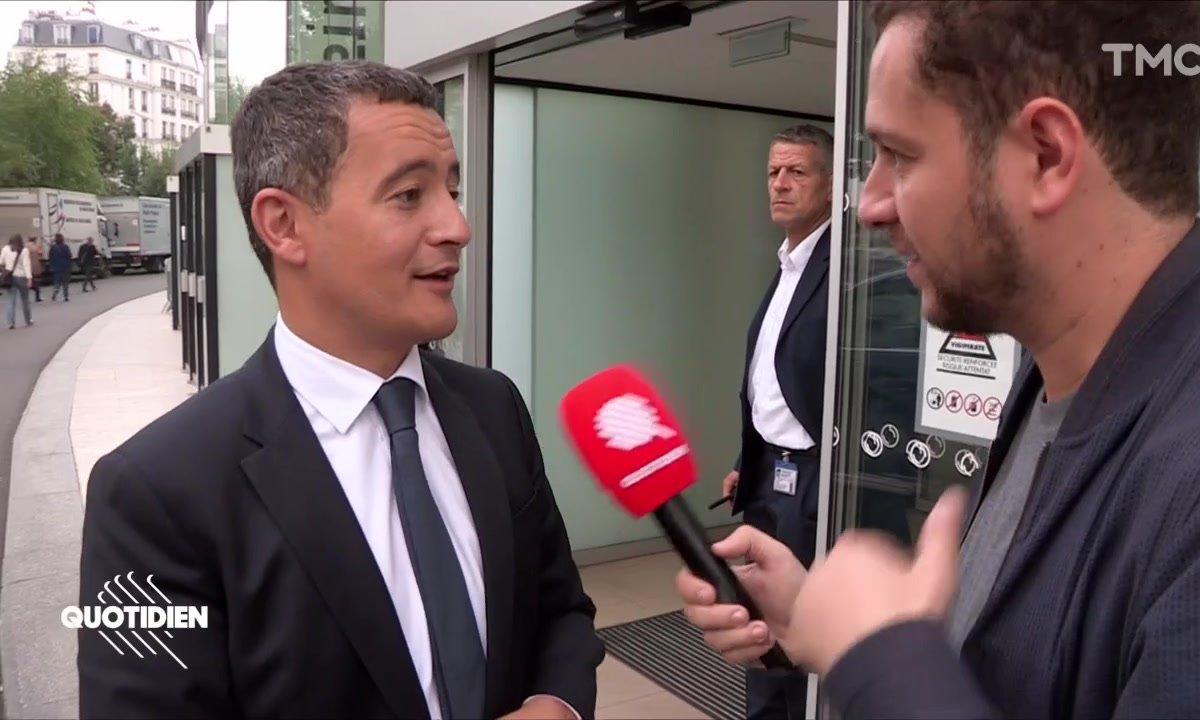 Chaouch Express : remaniement à la source, Gérald Darmanin a sauvé sa tête