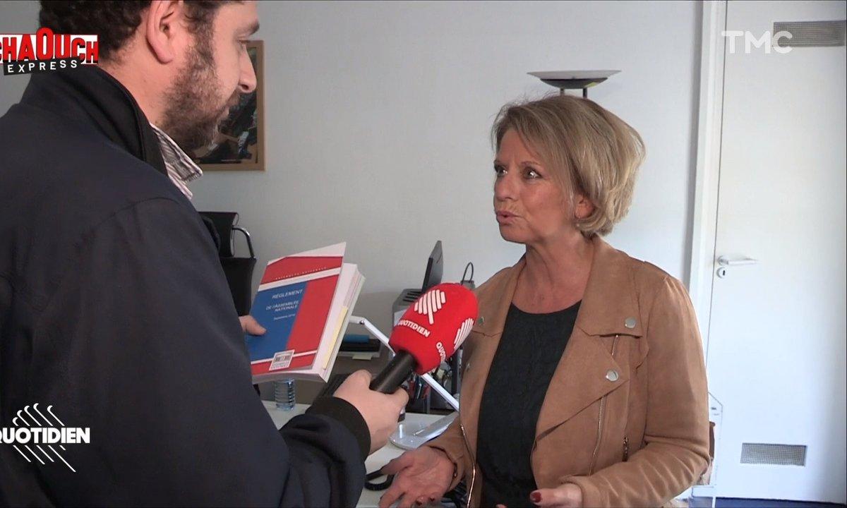 Chaouch Express : rencontre avec celle qui épluche les 20 000 amendements de la FI sur la réforme des retraites