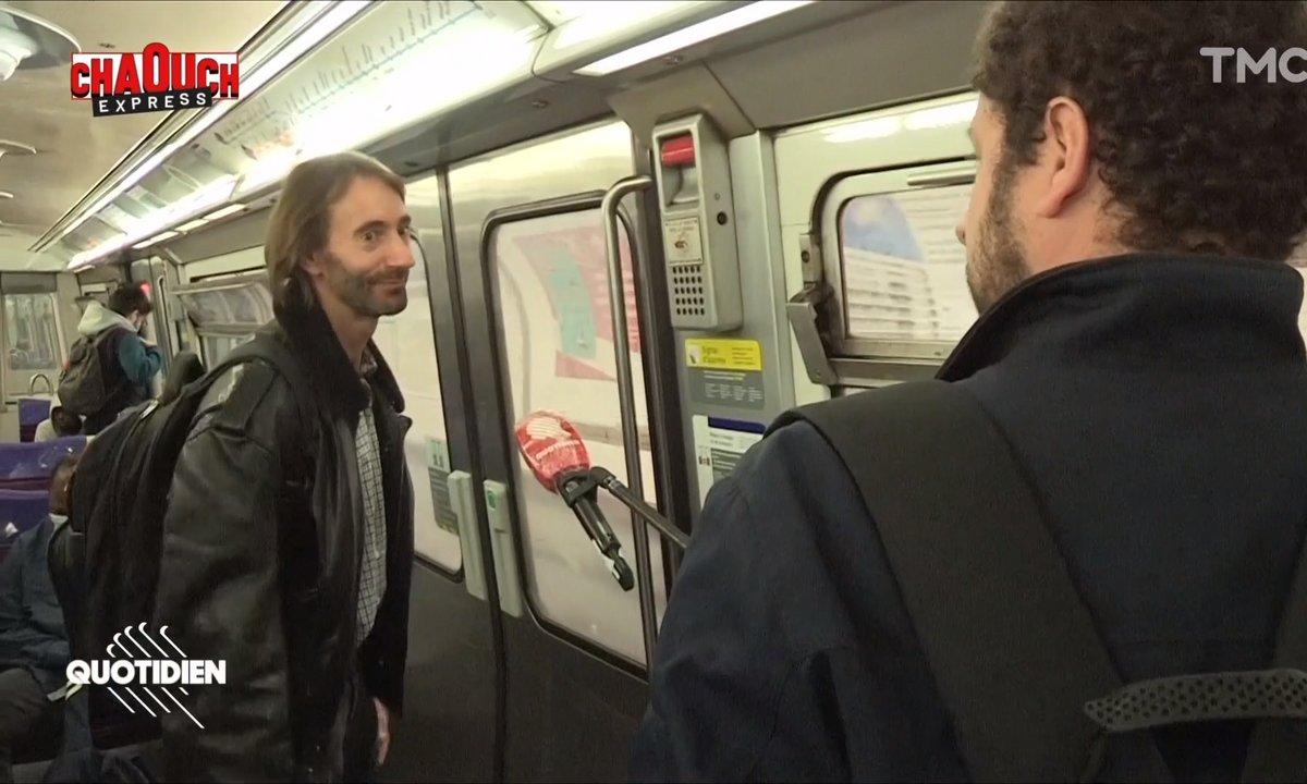 Chaouch Express : respecter les distanciations sociales dans le métro, mission impossible ?