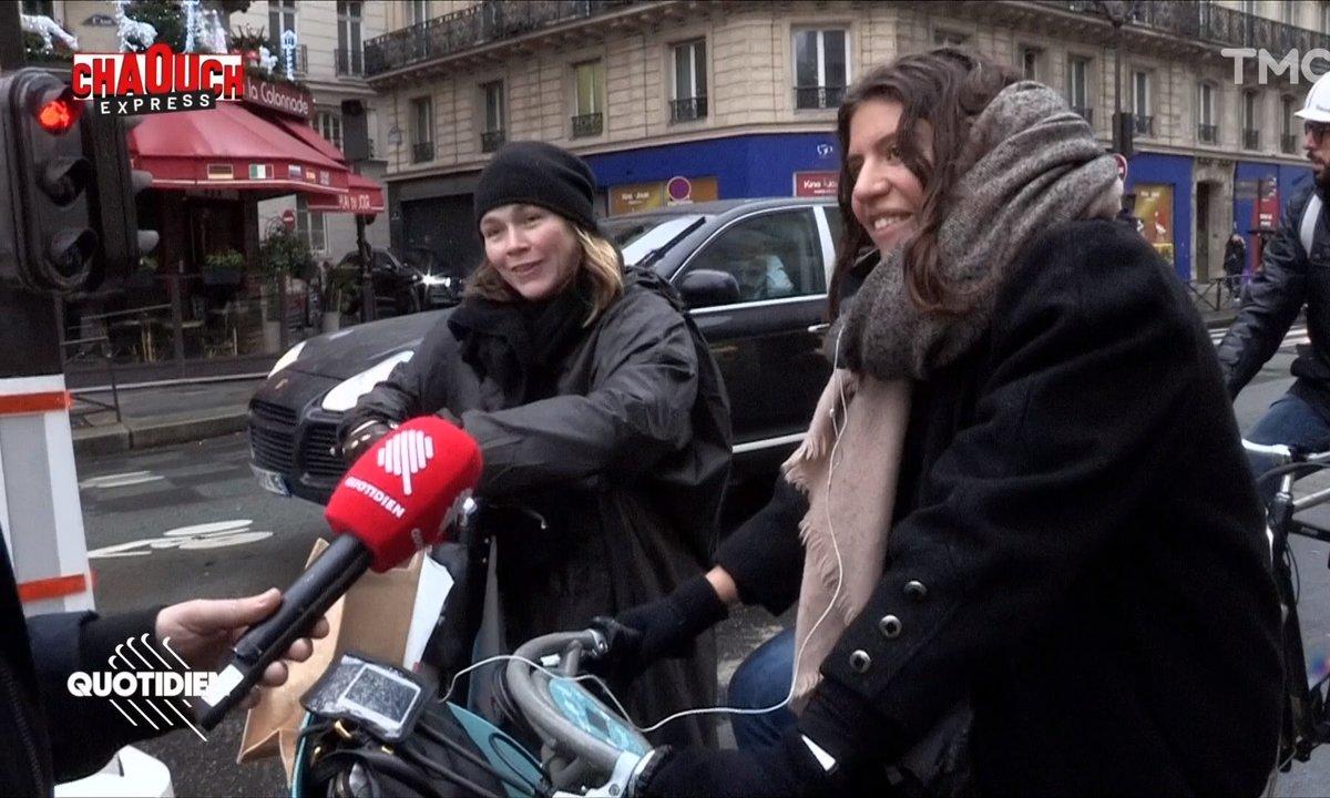 Chaouch Express – Retraites : on se déplace mieux qu'en 1995 pendant la grève