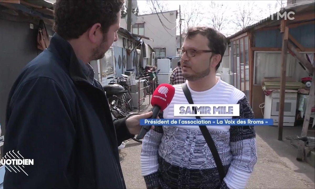 Chaouch Express - rumeur à la camionnette blanche : l'inquiétude des populations Roms