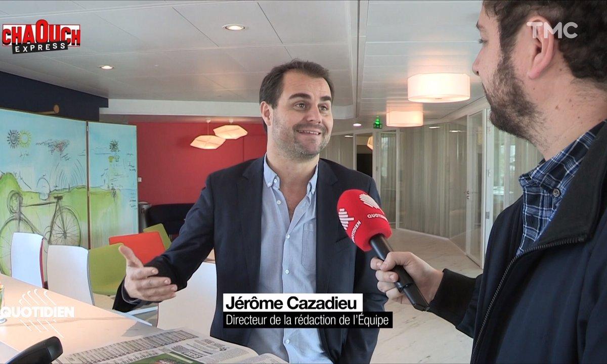 Chaouch Express – Salaires des joueurs : le foot ne connait pas la crise
