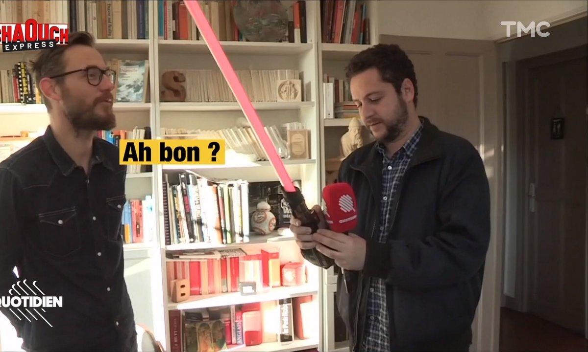 Chaouch Express : les films Star Wars sont-ils profondément philosophiques ?