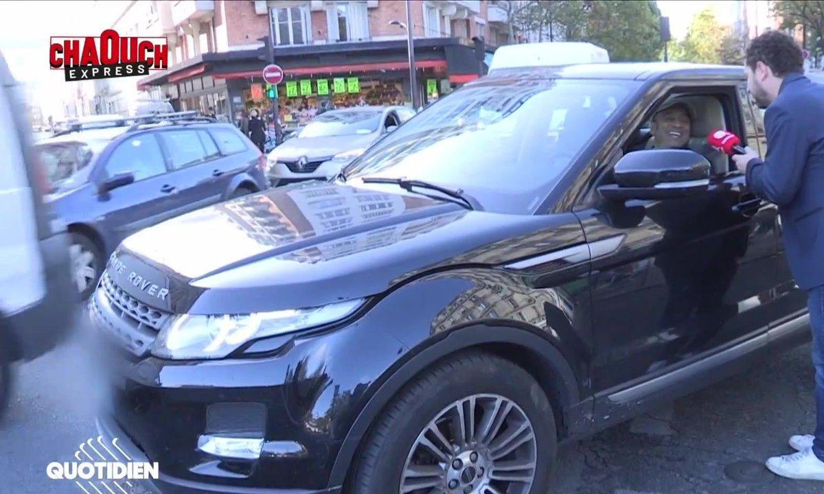 Chaouch Express : les SUV bientôt sanctionnés à Paris ?