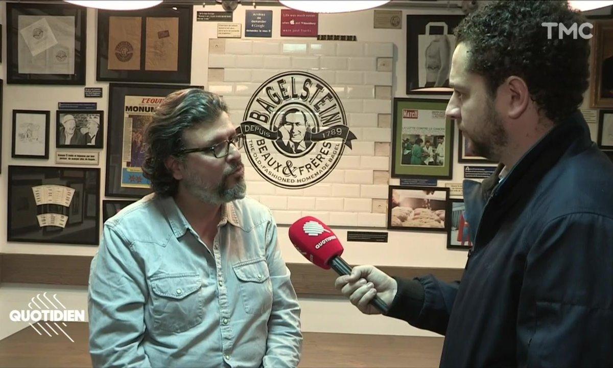 Chaouch Express - Tags antisémites : le propriétaire de la boutique Bagelstein témoigne
