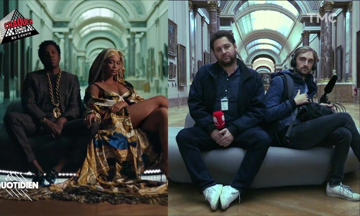 Chaouch Express : sur les traces de Beyoncé et Jay-Z au Louvre