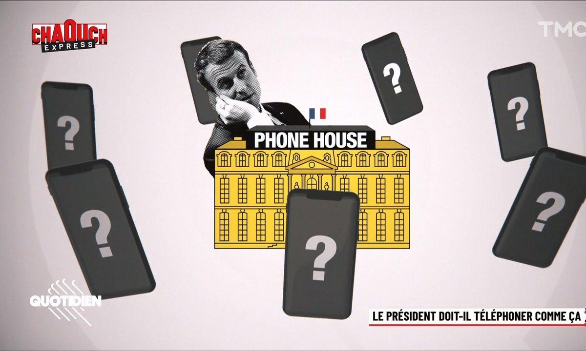 Chaouch Express : un président doit-il téléphoner comme ça ?