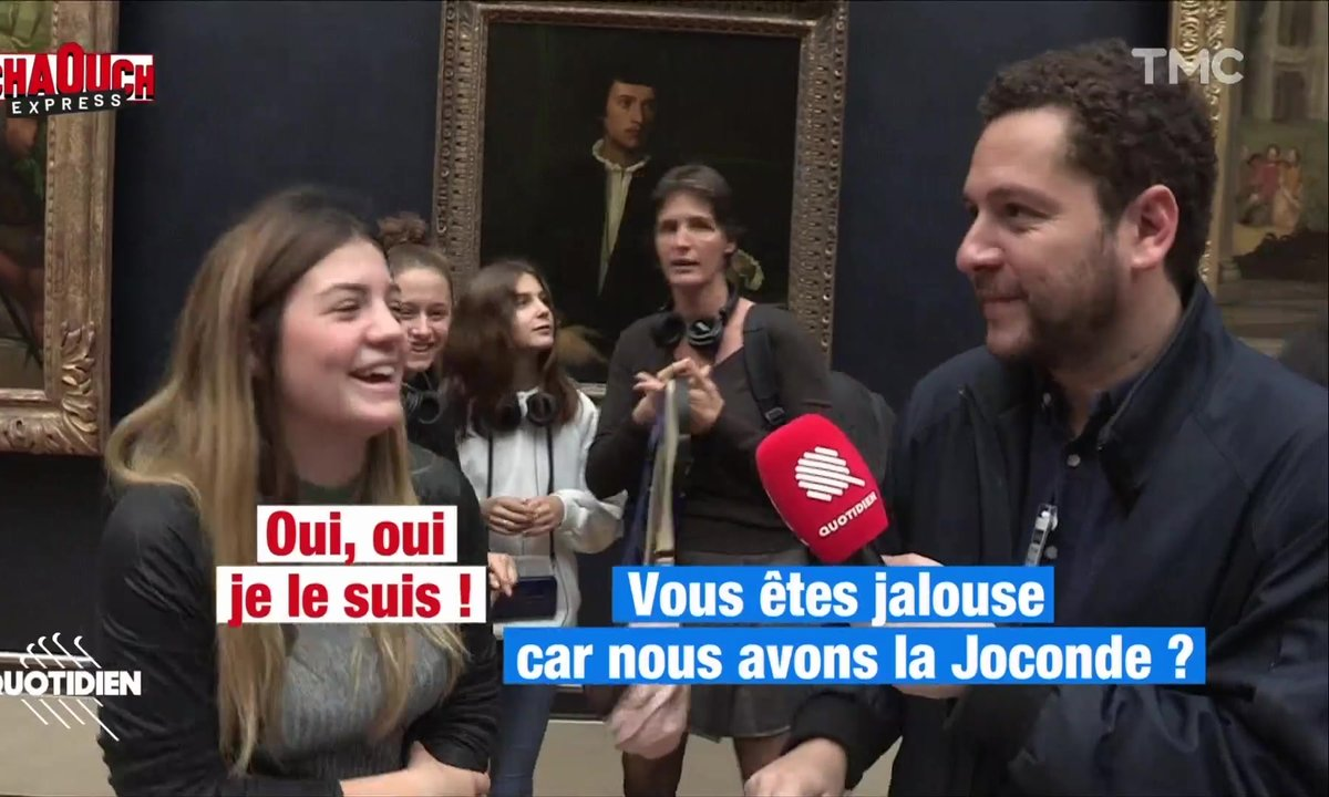 Chaouch Express : une semaine au Louvre, jour 1