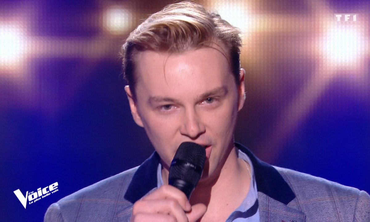 "THE VOICE 2020 - Charles Daumer chante ""My Way"" de Frank Sinatra"