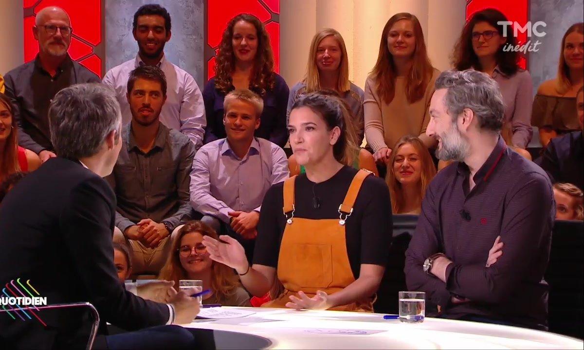Charlotte Gabris, et Vincent Desagnat : Merci pour le bruit