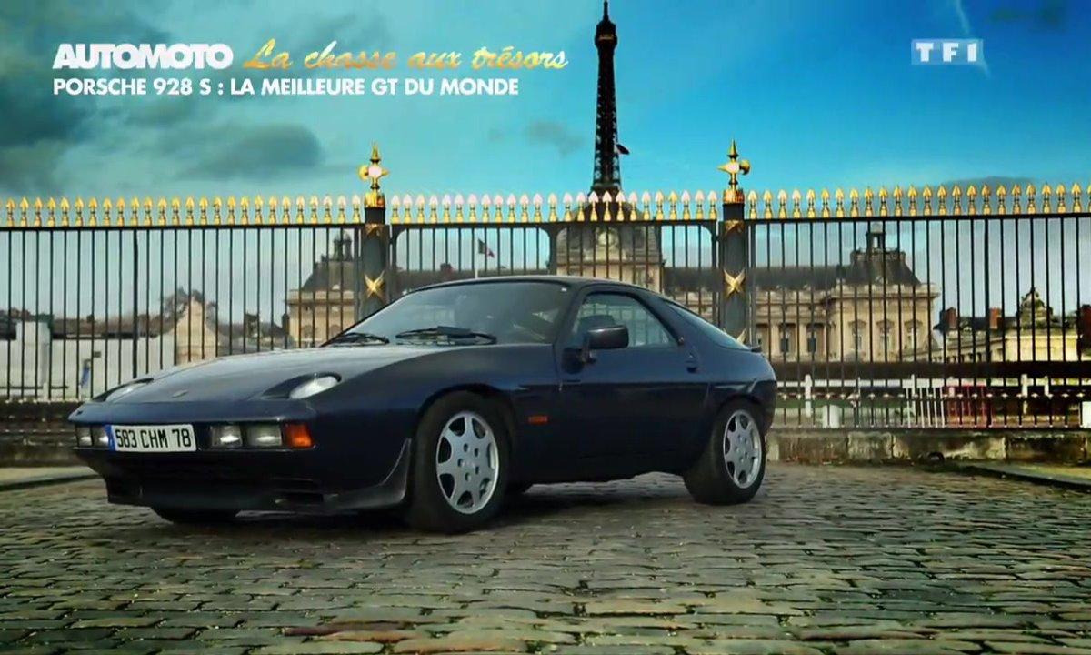 Chasse aux trésors : la Porsche 928