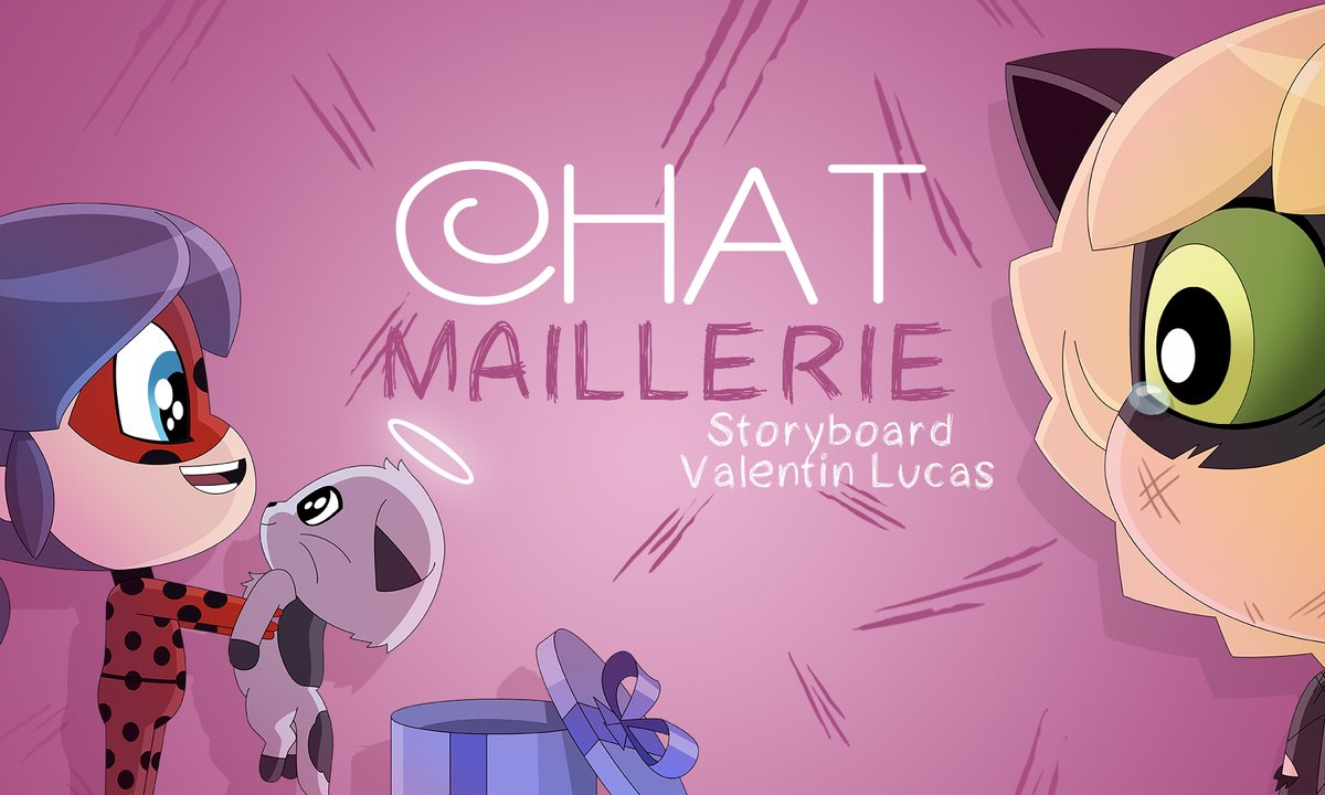 Miraculous Chibi - EP 5 - Chat-maillerie