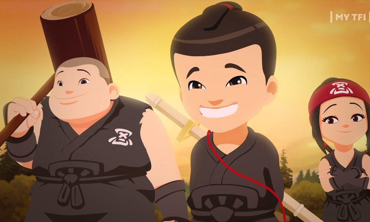 Mini Ninjas - S02 E28 - Chefs de Guerre