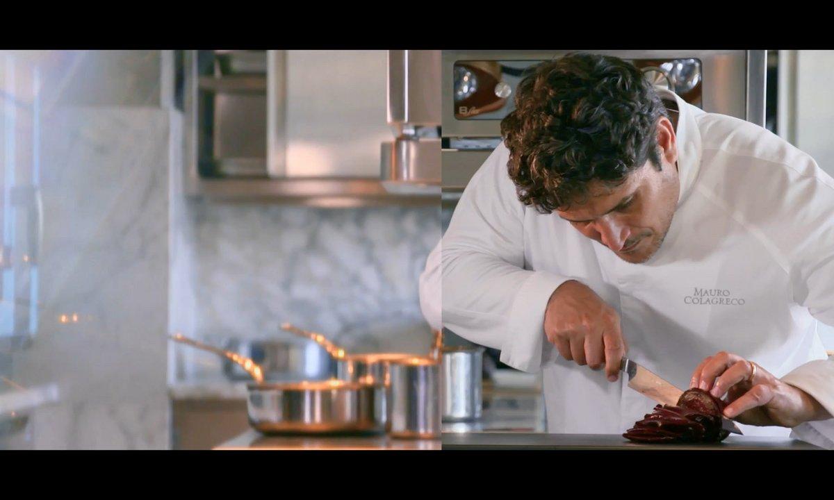 Chefs, en cuisine et en famille - Les premières images en exclu !