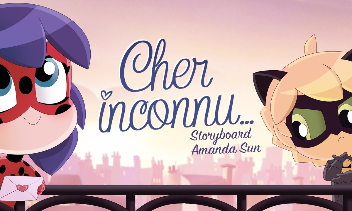 Miraculous Chibi - EP 4 -  Cher Inconnu