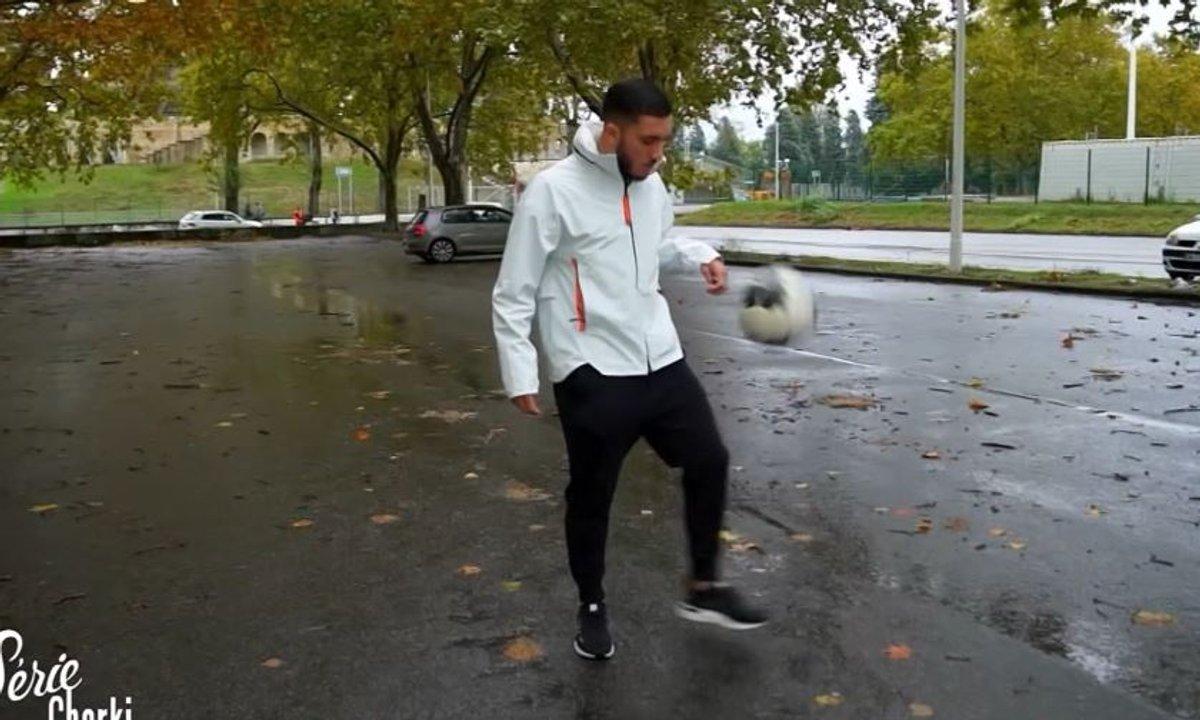 VIDEO - L'incroyable anecdote de Cherki sur son recrutement à l'OL